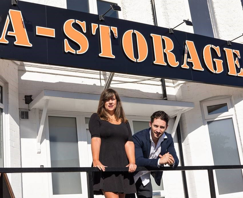 A-Storage in Business in Dorset Article