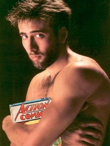 Nicolas Cage's comic book is one of the 8 weird things found in self-storage