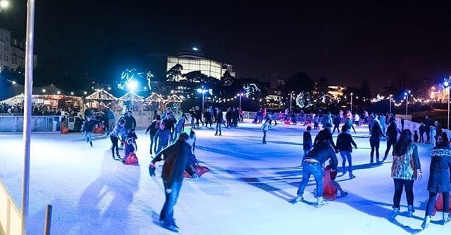 one of 5 things to do in Bournemouth and Christchurch at Christmas
